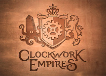Clockwork Empires - logo
