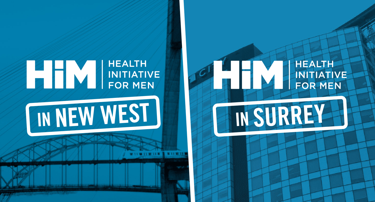 HIM Health Centres branding: Fraser Valley