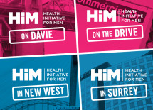 HIM Health Centres - Branding