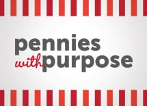 Pennies with Purpose - fundraiser for Dr. Peter AIDS Foundation