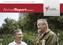 Annual report: Dr. Peter AIDS Foundation